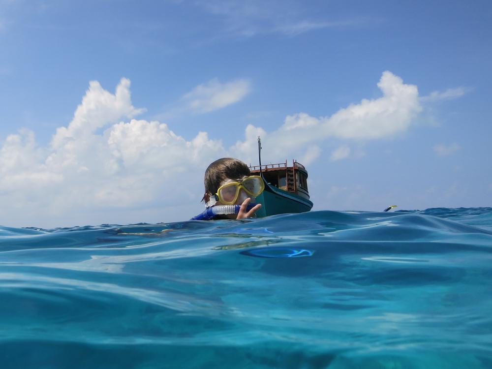 Luxury Travel Studio Maldives sea